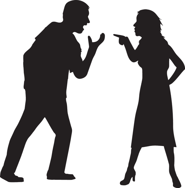 Many romantic relationships break due to the matters of finances (Pixabay)