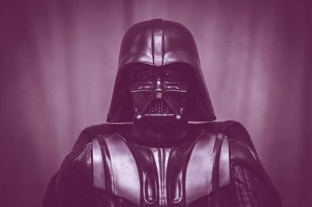 Darth Vader (Pixabay)