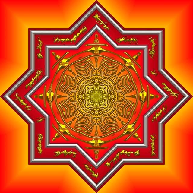 Crown chakra (Pixabay)